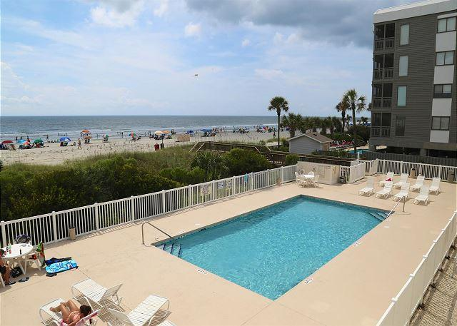 Nice, Peaceful, Convenient 2Bed/2Bath, APATB V#205 Myrtle Beach, SC - Image 1 - Myrtle Beach - rentals