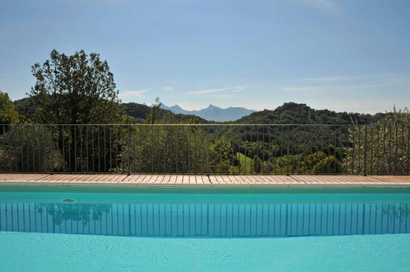 Villa Il Nido Pool - Villa Il Nido - between Castles, beaches & 5 Terre - Licciana Nardi - rentals
