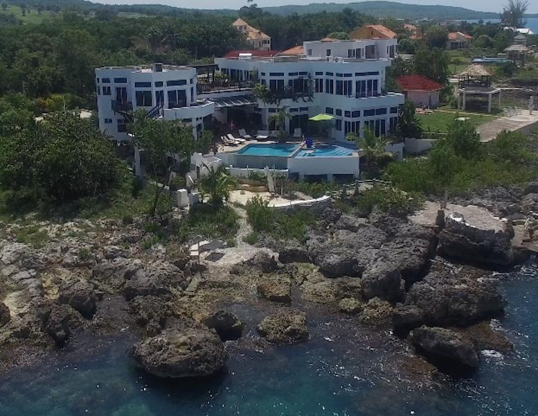 Oceanfront Modern, Villa Amedis Jamaica - Image 1 - Whitehouse - rentals