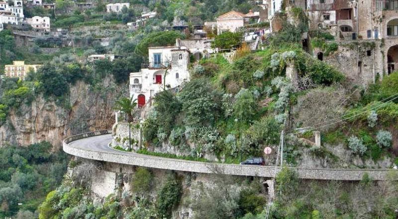 02 Sasà building view - SASA' Positano - Amalfi Coast - Positano - rentals