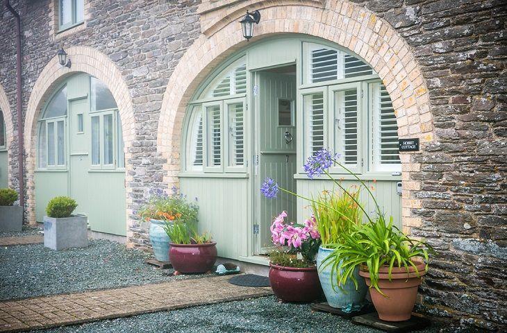 Hobbit Cottage - Image 1 - Noss Mayo - rentals