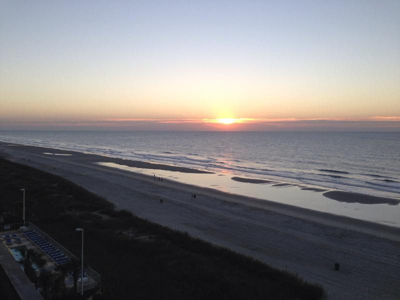 Ocean Front Condo on beautiful Crescent Beach. - Image 1 - North Myrtle Beach - rentals