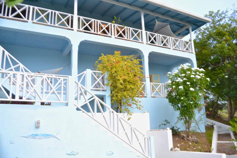 "Villa Ballyhoo - with Glorious Double Veranda Views - Breezy Island Villa ""Ballyhoo"", Carriacou, Grenada - Carriacou - rentals"
