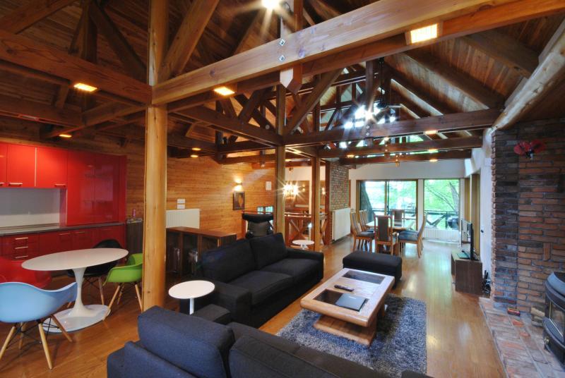 Jumoku House - Luxury Chalet - Image 1 - Hakuba-mura - rentals