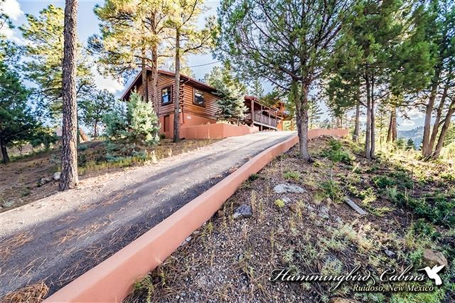 Cabin on the Mountain 2 - Image 1 - Ruidoso - rentals