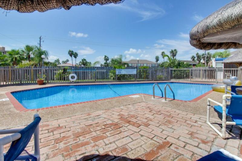 Beachfront condo w/amazing views, shared pool, & more - dog-friendly, too! - Image 1 - South Padre Island - rentals