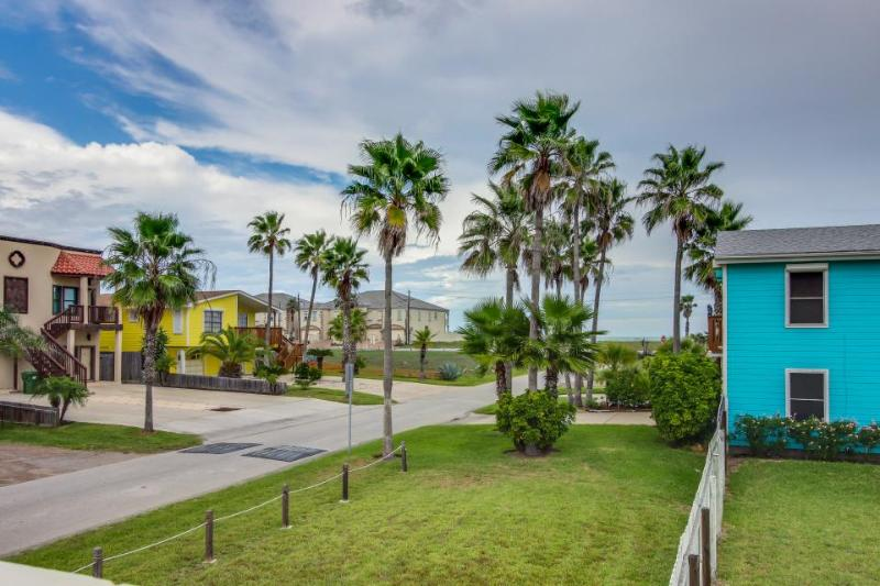 Lovely dog-friendly home w/ guest house & private pool, close to the beach - Image 1 - South Padre Island - rentals
