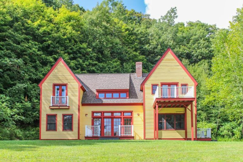Renovated home with gourmet kitchen in the Green Mountains - Image 1 - Dorset - rentals