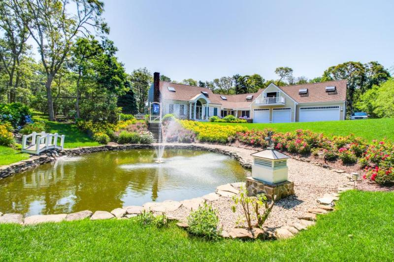 Quiet, luxury retreat surrounded by serene gardens and landscaping - Image 1 - Chatham - rentals