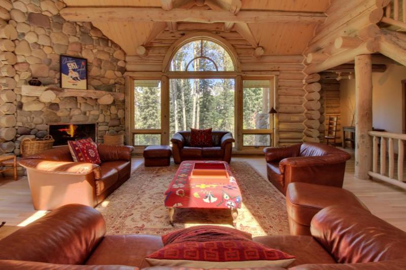 Secluded ski-in/out home with jukebox, pool table, and jetted tub - Image 1 - Mountain Village - rentals