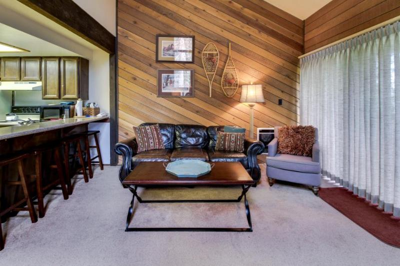 Dog-friendly condo with ski-in/ski-out access to Navajo - great for families! - Image 1 - Brian Head - rentals