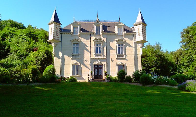 Chateau Laperier - Image 1 - Chinon - rentals