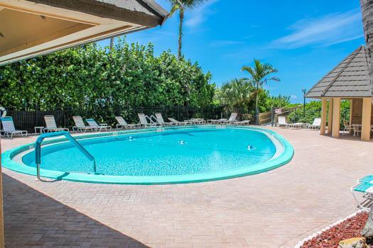Pool - SeaWin 403 - Sea Winds - Marco Island - rentals