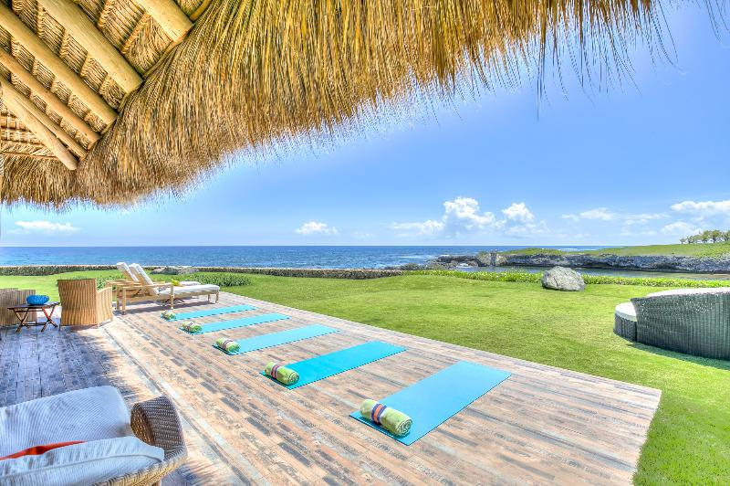 Private Vacation Villa Overlooking Beach and Sea with Room for 14! - Image 1 - Punta Cana - rentals