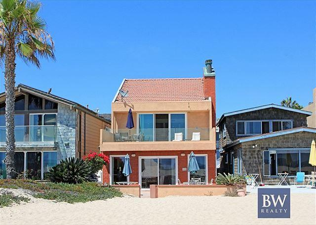 Spacious Oceanfront Single Family Home! 2 Patios & Fantastic Views! (68188) - Image 1 - Newport Beach - rentals