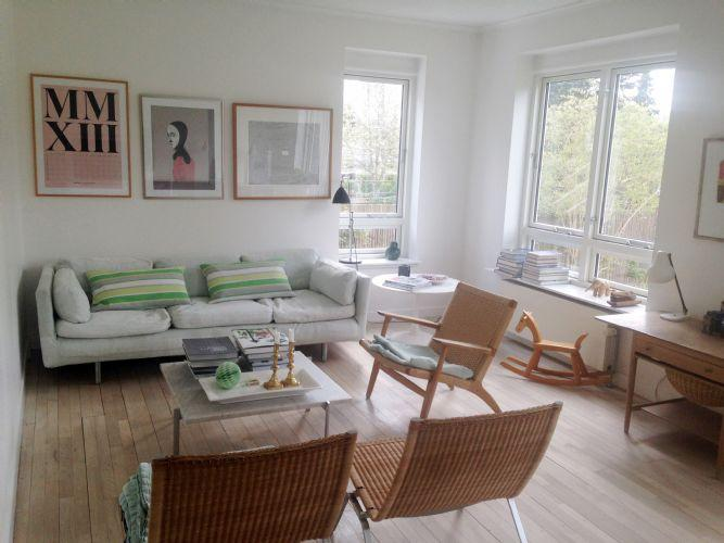 Skjoldagervej Apartment - Beautifully architect-designed townhouse in Gentofte - Gentofte Municipality - rentals