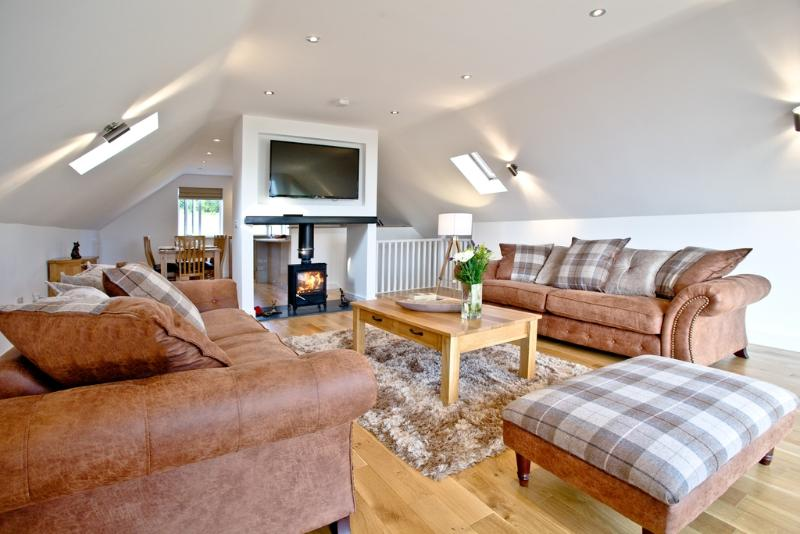 Allwynds located in Glastonbury, Somerset - Image 1 - Middlezoy - rentals