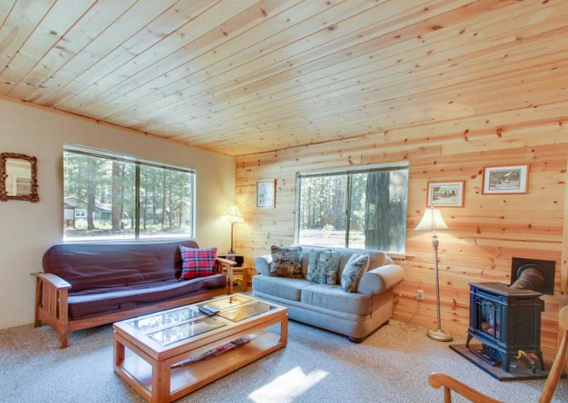 Centrally located cottage with fireplace for comfort, close to ice rink! - Image 1 - South Lake Tahoe - rentals