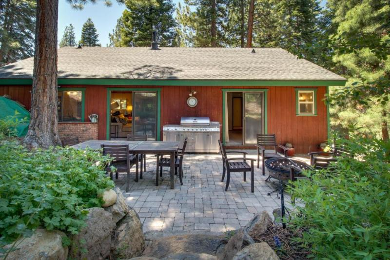 Pet-friendly home by trails & Prosser Creek Reservoir - Image 1 - Truckee - rentals
