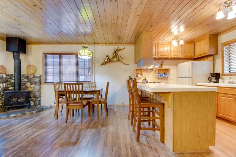 Cozy, dog-friendly home for four nestled among the trees - Image 1 - Carnelian Bay - rentals