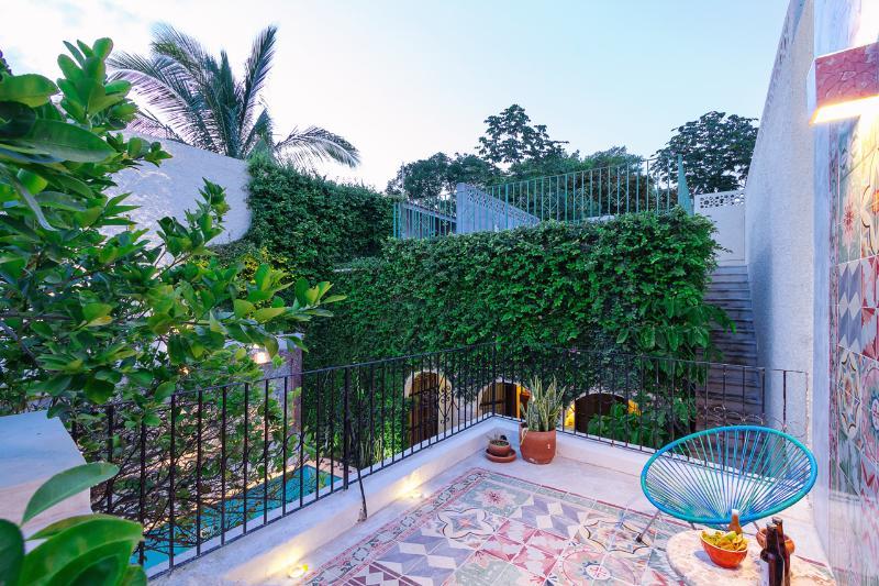 Serenity in the heart of Merida - Image 1 - Merida - rentals
