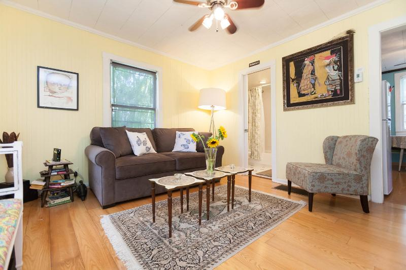 Living Room - Key West  Bungalow on West Las Olas - Fort Lauderdale - rentals