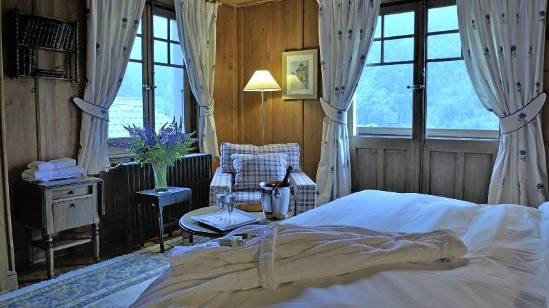 bedroom - Chalet Les Mazots, Chamonix - Chamonix - rentals