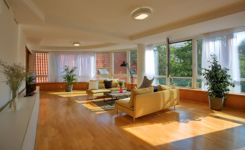 Garden View Apartment - Image 1 - Prague - rentals
