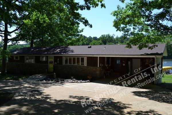 Front v1 - 23SPegWy | Lake DeSoto | Home | Sleeps 4 - Hot Springs Village - rentals