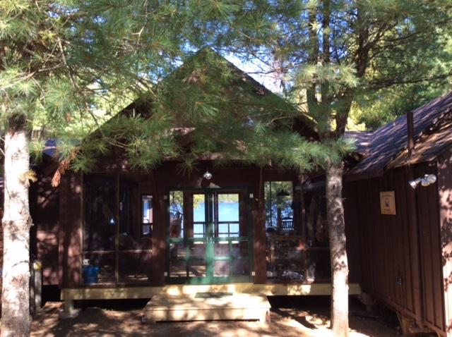 Loon Camps at Waters Edge - Image 1 - Rangeley - rentals