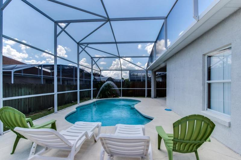 10 miles to Disney; private pool, quiet neighborhood, spacious house! - Image 1 - Four Corners - rentals