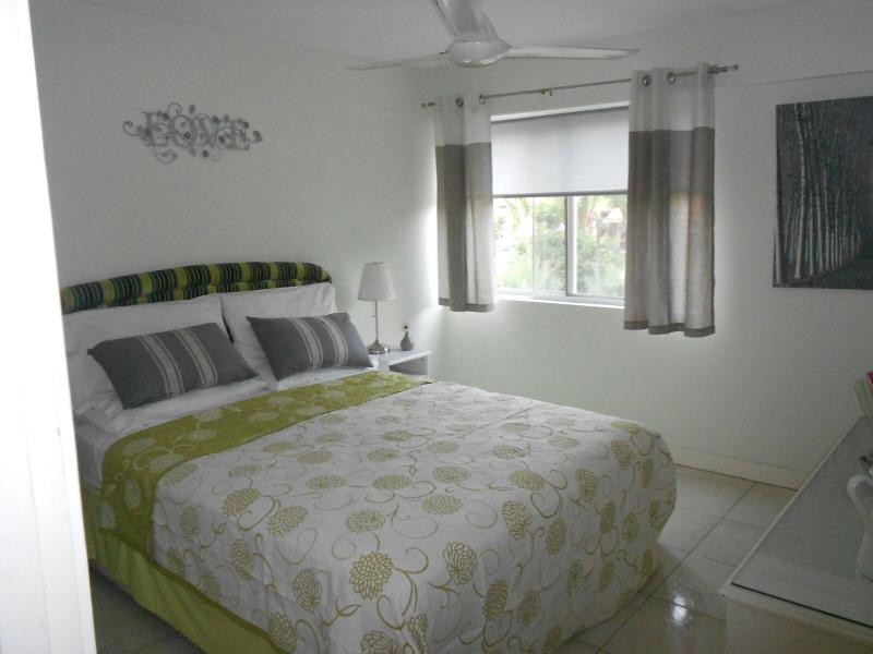 Bedroom - One Bedroomed Apartment in Ocho Rios, Jamaica - Ocho Rios - rentals