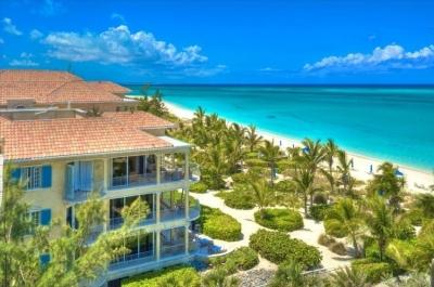 Villa Renaissance on world famous  Grace Bay Beach - 3rd Floor Deluxe 2 Bedroom Ocean Front Villa #305 - Grace Bay - rentals