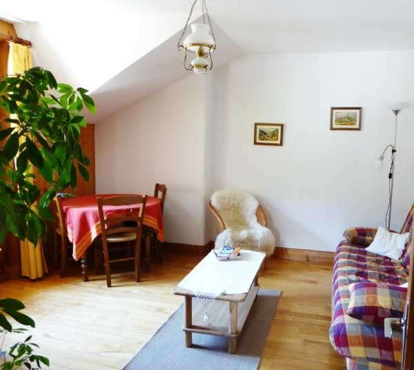 ATELIER 5 rooms 8 persons - Image 1 - Le Grand-Bornand - rentals
