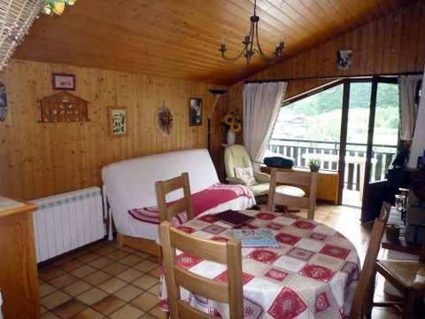 BELLACHAT 2 rooms duplex 6 persons - Image 1 - Le Grand-Bornand - rentals