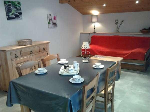 C/O PLACE 2 rooms 4 persons - Image 1 - Le Grand-Bornand - rentals