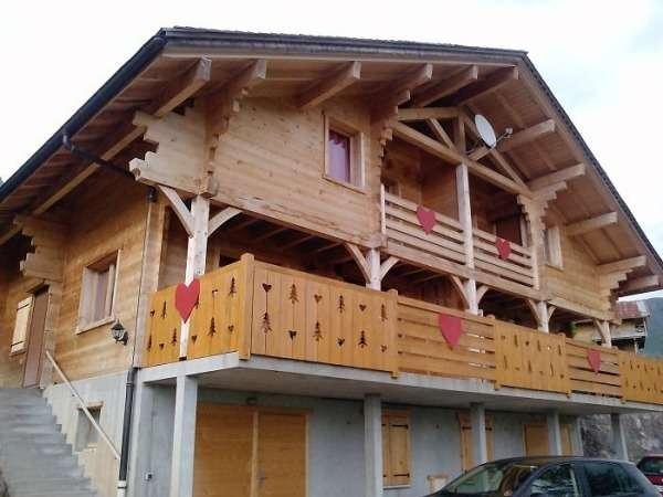 CHALET JULINE 6 rooms 10 persons - Image 1 - Le Grand-Bornand - rentals