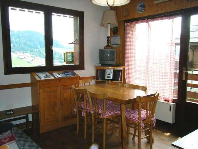 CHEVREFEUILLE 3 2 rooms + sleeping corner 6 persons - Image 1 - Le Grand-Bornand - rentals