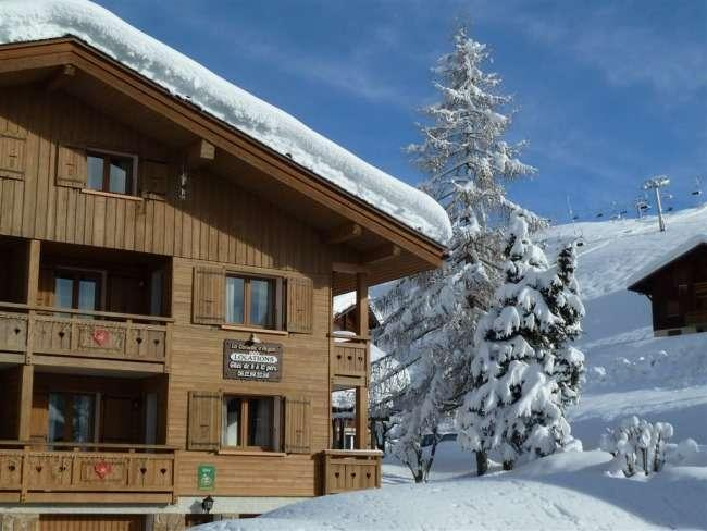 CORBEILLE D'ARGENT 3 rooms 5 persons - Image 1 - Le Grand-Bornand - rentals