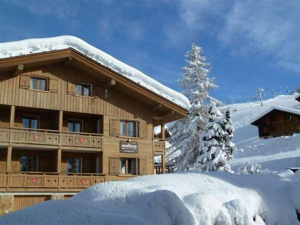 CORBEILLE D'ARGENT 5 rooms 8 persons - Image 1 - Le Grand-Bornand - rentals