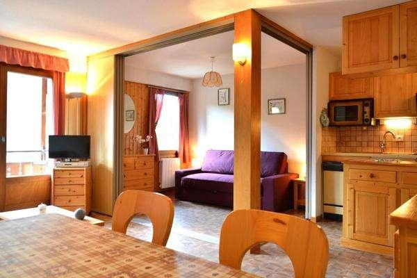 CORNILLON B  2 rooms + small bedroom 6 persons - Image 1 - Le Grand-Bornand - rentals