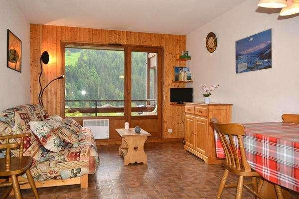 CORNILLON B 2 rooms 6 persons - Image 1 - Le Grand-Bornand - rentals
