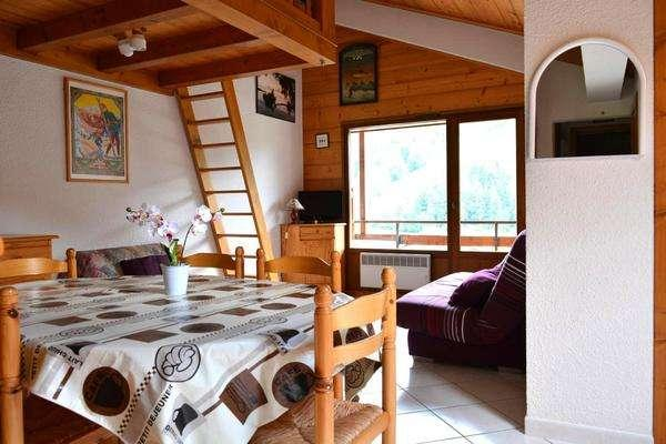 CORNILLON B 3 rooms 6 persons - Image 1 - Le Grand-Bornand - rentals