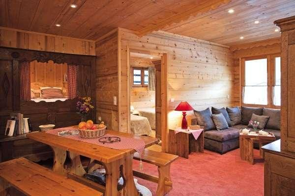 CORTINA 3 rooms 6 persons - Image 1 - Le Grand-Bornand - rentals