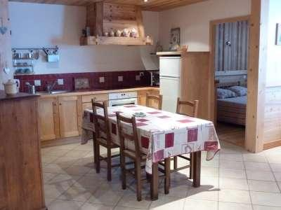 CORTY 3 rooms 4 persons - Image 1 - Le Grand-Bornand - rentals