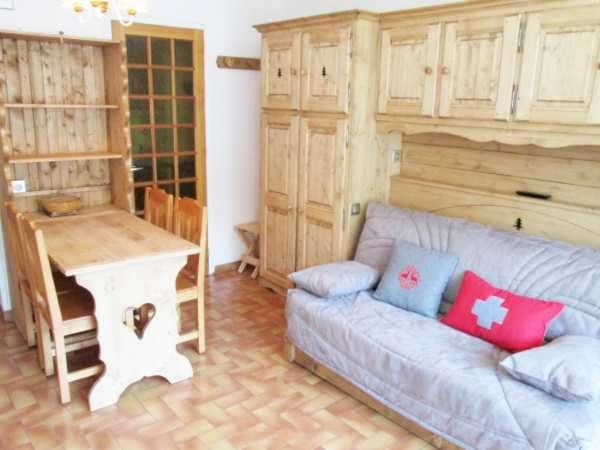 FORCLAZ Studio 3 persons - Image 1 - Le Grand-Bornand - rentals