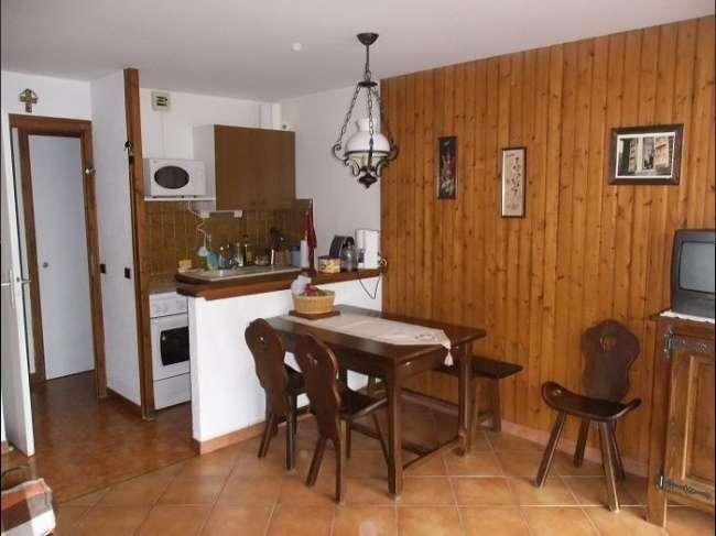FOUGERE Studio + sleeping corner 4 persons - 1 - Image 1 - Le Grand-Bornand - rentals