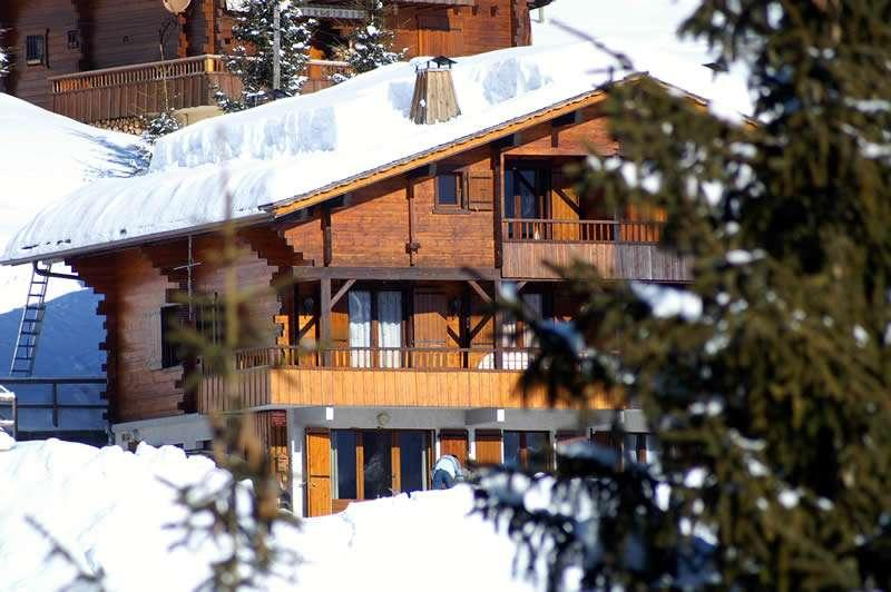 FRASSE 2 rooms + small bedroom 6 persons - Image 1 - Le Grand-Bornand - rentals