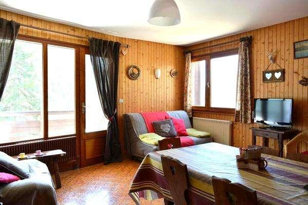 GENTIANES 2 rooms + small bedroom 6 persons - Image 1 - Le Grand-Bornand - rentals