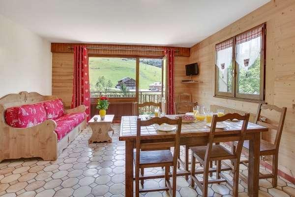 ANDROSACE 2 rooms 5 persons - Image 1 - Le Grand-Bornand - rentals